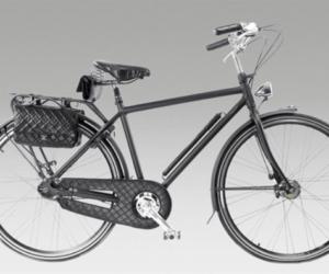 Chanel luxury bike