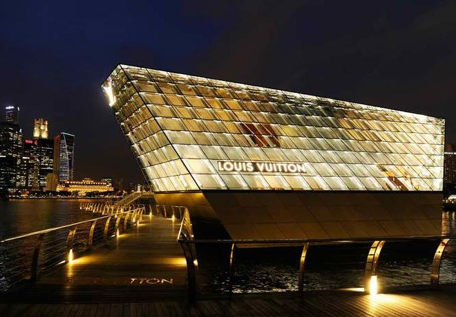 Louis Vuitton Island Maison
