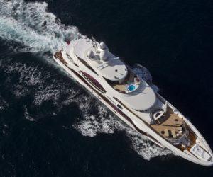 Quinta Essentia superyacht
