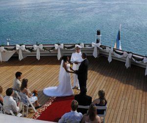 wedding cruise