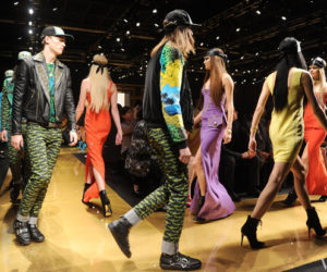 Versace For H&M Fashion Event