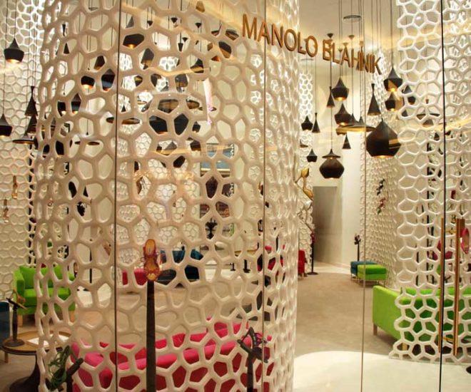 Manolo Blahnik Boutique Dubai Mall