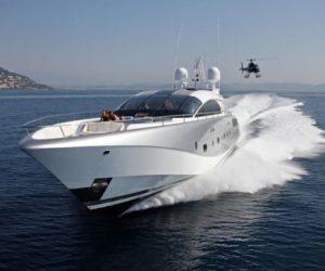 Shooting Star superyacht