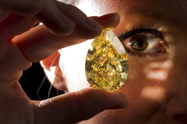 Sun-Drop diamond