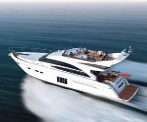 Yacht Princess 64