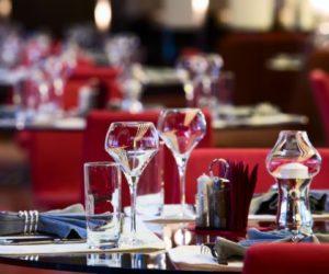 restaurant couverts