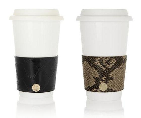 Jimmy Choo Coffee Cup Sleeve