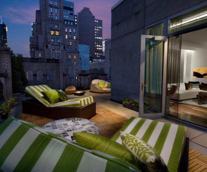 New York Luxury Hotel room
