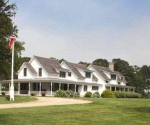 Martha's Vineyard estate