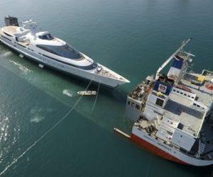 megayacht Yas