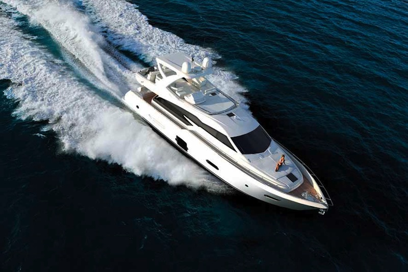 Ferretti 720 motoryacht