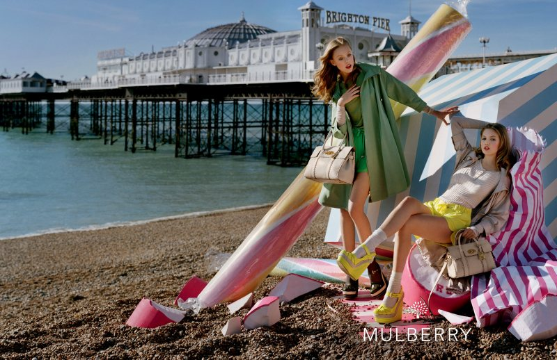 Mulberry Spring 2012 Campaign