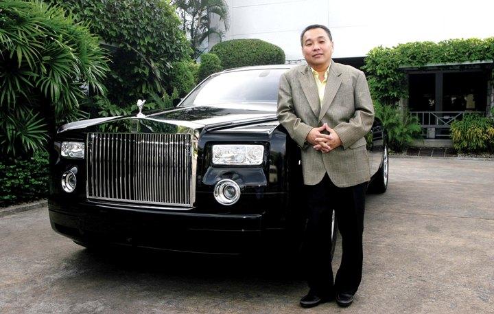 Rolls-Royce Phantom Thailand