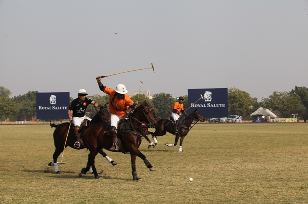 Royal Salute Golden Jubilee Cup