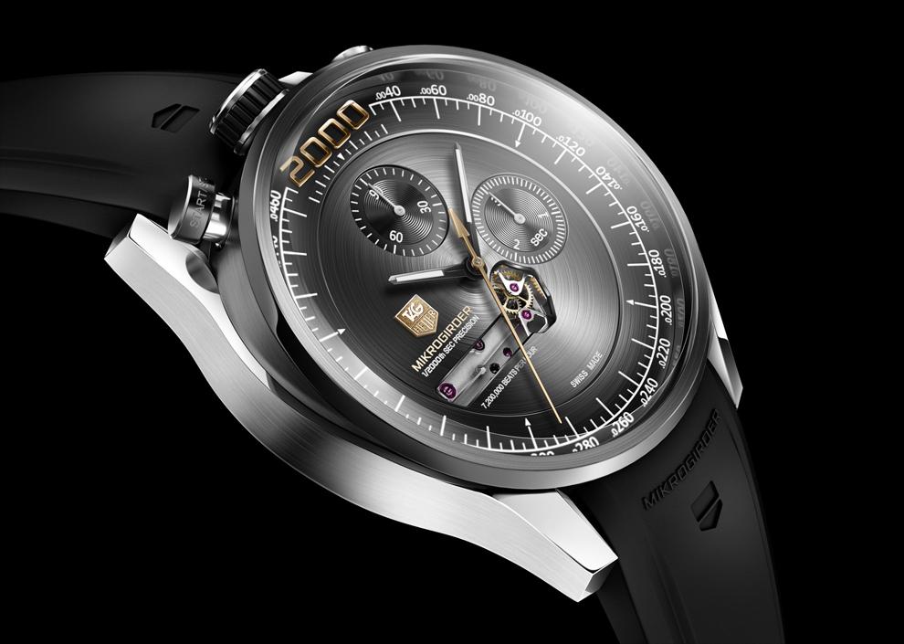 TAG Heuer Mikrogirder 2000 Concept Watch