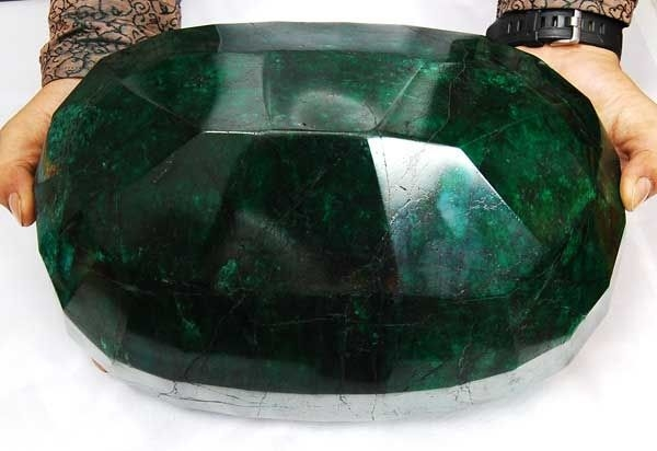 World largest emerald