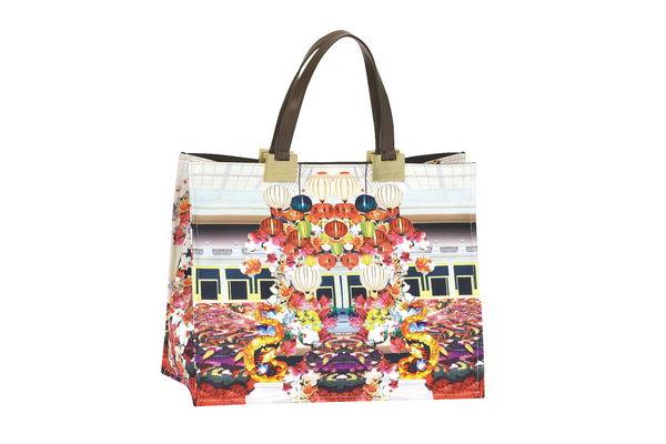 longchamp mary katrantzou handbag