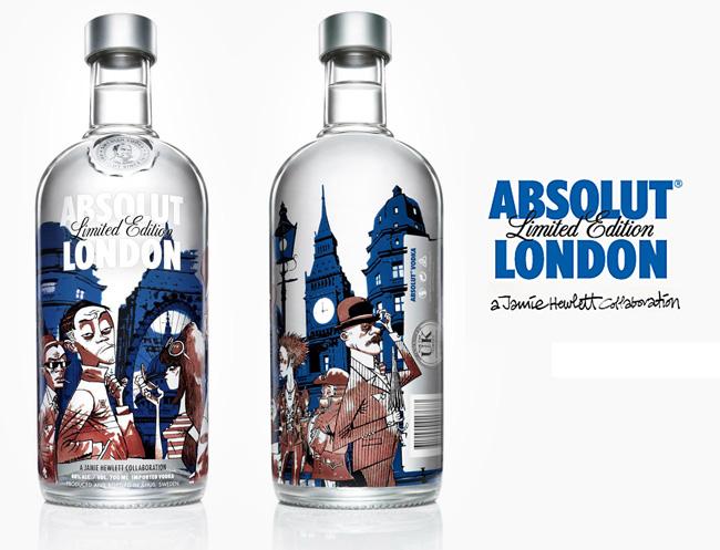 Absolut London