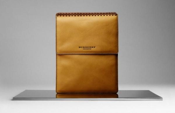 Burberry Prorsum Leather iPad Case