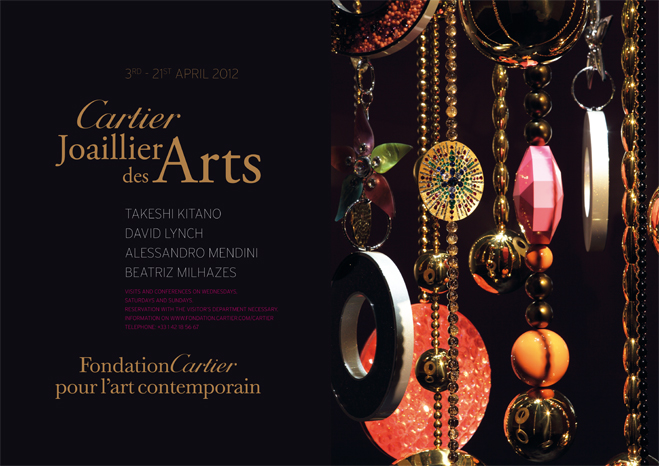 Cartier joaillier des Arts