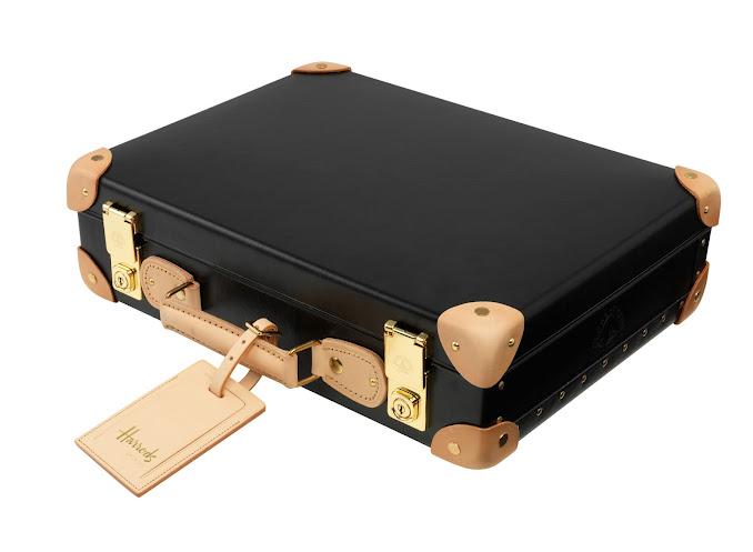 Fujifilm Globe-Trotter suitcase