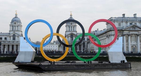 Olympic Rings London