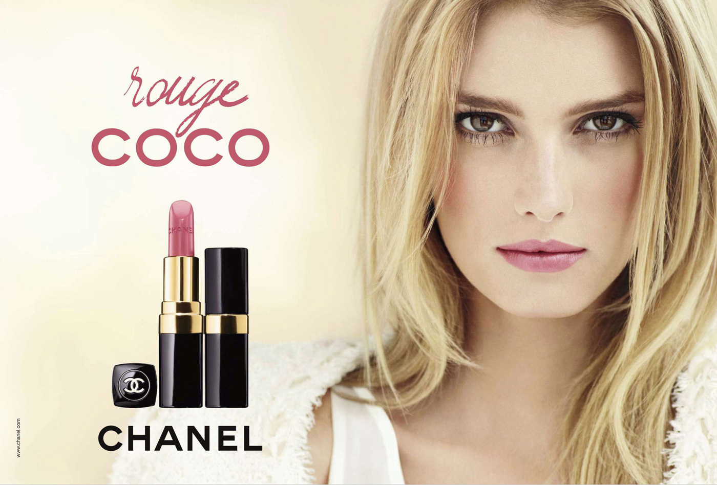 Sigrid Rouge Coco Chanel
