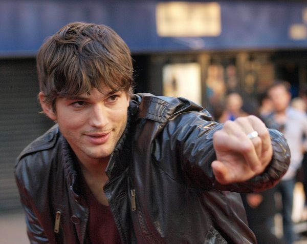 US actor Ashton Kutcher