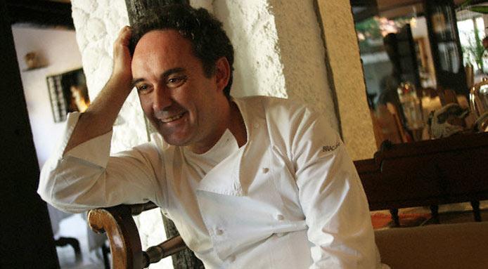 chef Ferran Adria