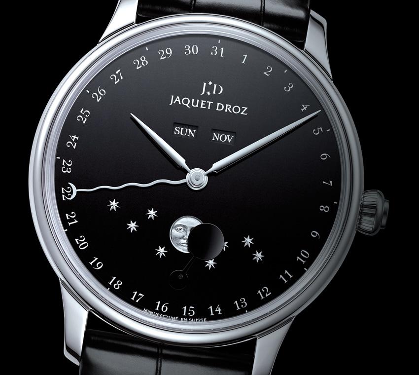 Jaquet Droz Eclipse Onyx Luxury Watch