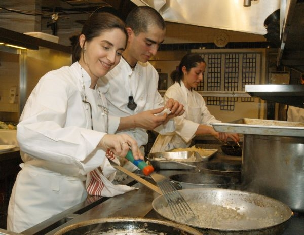 Spanish chef Elena Arzak