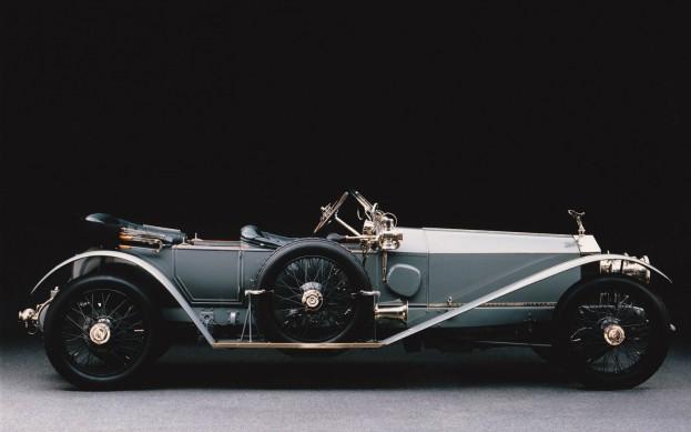 1911 Rolls Royce 1701 Silver Ghost