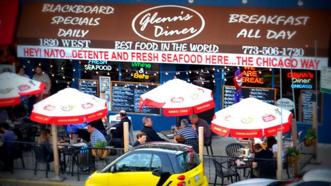 Glenns Diner Chicago