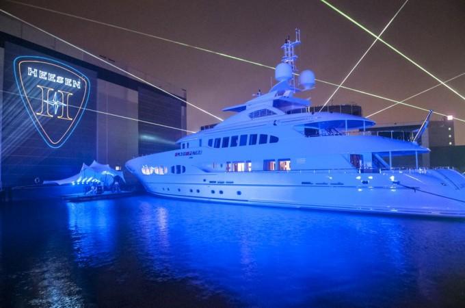 Motor Yacht Lady Petra