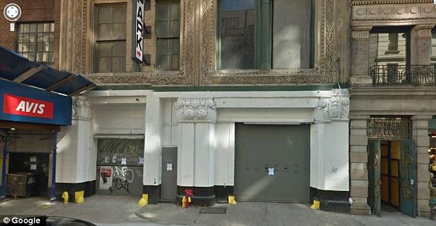 New York City Greenwich Village parking spot