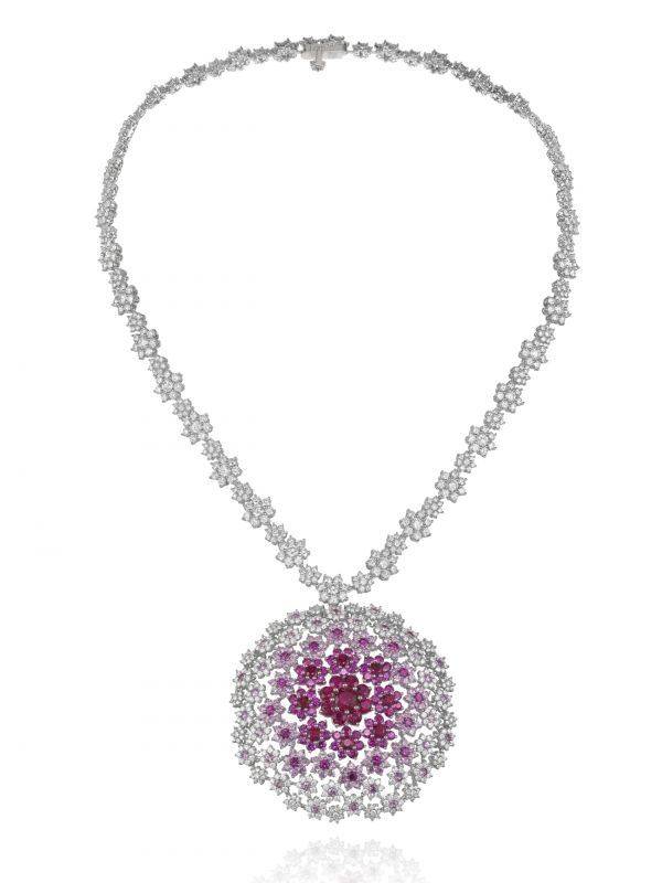 necklace Chopard Red Carpet Collection 2012