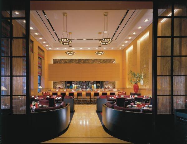 Atelier Joel Robuchon Four Seasons Hotel New York