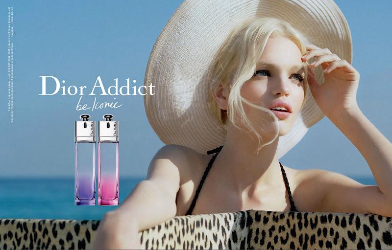 Dior Addict Summer 2012 campaign