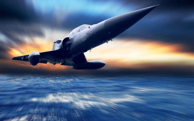 Fastest Supersonic Jet