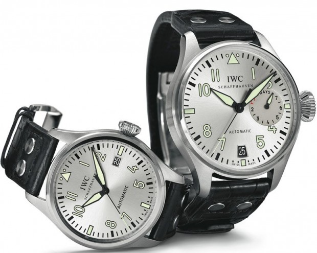 IWC Pilots Watches Father and Son Set