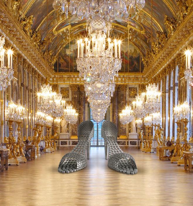 Joana Vasconcelos Versailles Exhibition