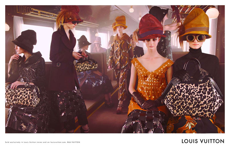 Louis Vuitton Fall 2012 Campaign
