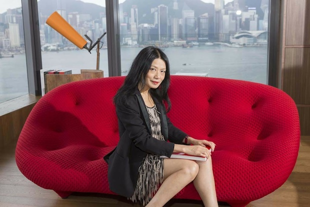 Vivienne Tam Hong kong