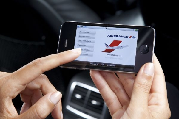 airfrance iphone app
