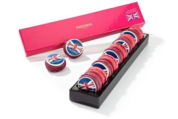Fauchon macarons 2012 London Games