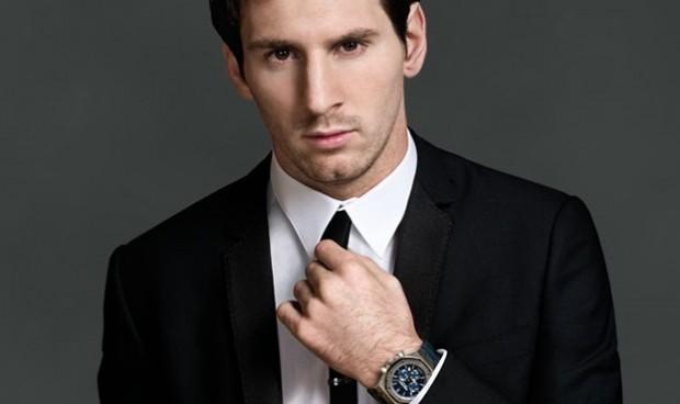 Lionell Messi for Audemars Piguet