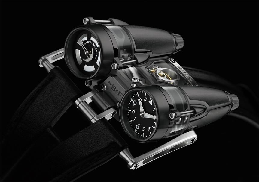 MB&F HM4 Piece Unique for Marcus Watches