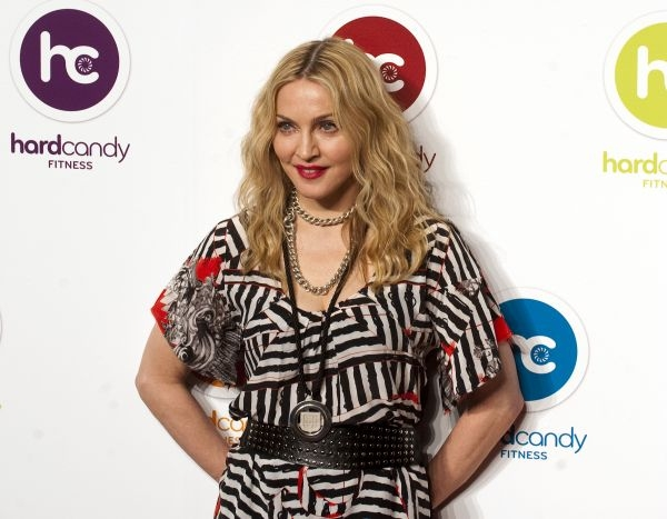 Madonna hardcandy fitness