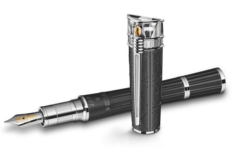Montblanc Statue of Liberty Fountain Pen