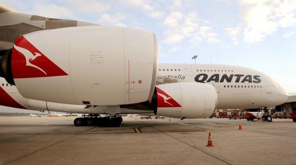 Qantas A380 Airbus